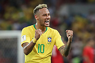 Neymar of Brazil during the 2018 FIFA World Cup Russia, Group E football match between Erbia and Brazil on June 27, 2018 at Spartak Stadium in Moscow, Russia - Photo Thiago Bernardes / FramePhoto / ProSportsImages / DPPI
