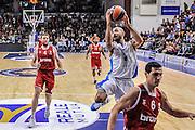 DESCRIZIONE : Eurolega Euroleague 2015/16 Group D Dinamo Banco di Sardegna Sassari - Brose Basket Bamberg<br /> GIOCATORE : David Logan<br /> CATEGORIA : Tiro Penetrazione Sottomano<br /> SQUADRA : Dinamo Banco di Sardegna Sassari<br /> EVENTO : Eurolega Euroleague 2015/2016<br /> GARA : Dinamo Banco di Sardegna Sassari - Brose Basket Bamberg<br /> DATA : 13/11/2015<br /> SPORT : Pallacanestro <br /> AUTORE : Agenzia Ciamillo-Castoria/L.Canu
