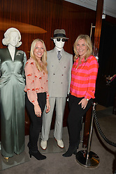 Left to right, ROSIE NIXON and TABITHA WEBB Left to right, ROSIE NIXON and TABITHA WEBB at a screening of Paramount Pictures 'Allied' hosted by Rosie Nixon of Hello! Magazine at The Bulgari Hotel, 171 Knightsbridge, London on 23rd November 2016.