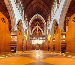 THEMENBILD - Innenansicht der St. Andrews Kathedrale Inverness oder Kathedrale von Inverness , Schottland, aufgenommen am 15. Juni 2015 // Interior View of the Inverness Cathedral also known as the Cathedral Church of Saint Andrew in Inverness, Scotland on 2015/06/09. EXPA Pictures © 2015, PhotoCredit: EXPA/ JFK