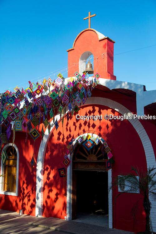 Church, Cuasiparroquia de Nuestra, Sayulita, Riviera Nayarit, Nayarit, Mexico
