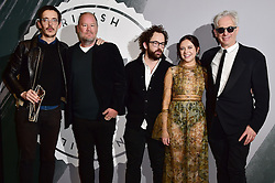 Jim Hosking, Ant Timpson, Toby Harvard, Elliot Grove and Bel Pow bei den British Independent Film Awards in London / 041216<br /> <br /> <br /> *** at the British Independent Film Awards in London on December 4th, 2016 ***