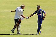 Cricket - Pick and Pay Newlands Challenge 2012