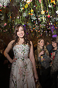 DAISY LOWE; , Fashion and Gardens, The Garden Museum, Lambeth Palace Rd. SE!. 6 February 2014.