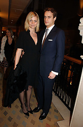 The EARL & COUNTESS OF MORNINGTON at the Holders Season Barbados Comes to London night at the Landmark Hotel, Marylebone Rd, London on 1st February 2007.<br /><br />NON EXCLUSIVE - WORLD RIGHTS