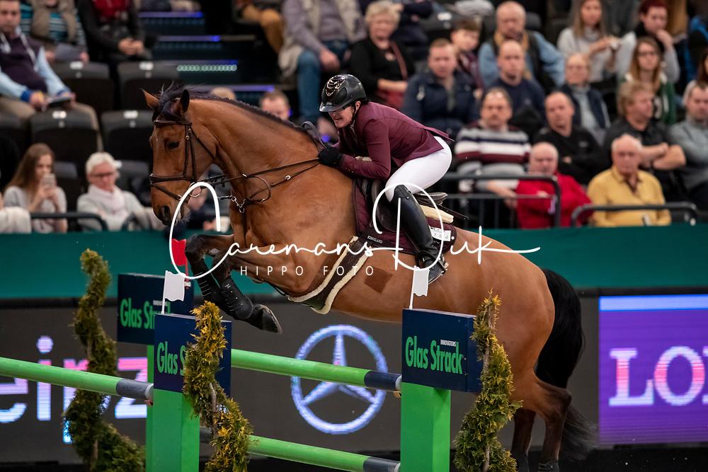 Williams Lisa, RSA, Campbell<br /> Leipzig - Partner Pferd 2019<br /> © Hippo Foto - Stefan Lafrentz