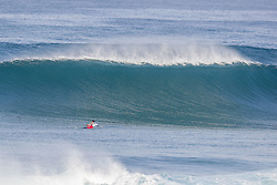 October 12, 2017 - Clean four to six foot waves coming through the lineup during Round One of the 2017 Quiksilver Pro France at Hossegor. (Credit Image: © WSL via ZUMA Press)