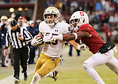 NCAA Football-Notre Dame at Stanford-Nov 30, 2019