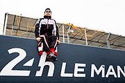 June 10-16, 2019: 24 hours of Le Mans. 7 Kamui kobayashi, Toyota Gazoo Racing, TOYOTA TS050 - HYBRID Grid for the Le Mans 24h