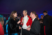 SARAH FITZPATRICK; ALEX ROSS-WILSON; ANTONY CRESSWELL-BLACK, Quorn Hunt Ball, Stanford Hall. Standford on Soar. 25 January 2014