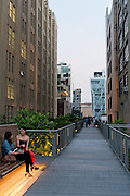 architecture Photography New York City | Highline Park, Chelsea, New York City, NYC, NY
