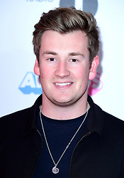 Oli White attending BBC Radio 1's Teen Awards, at the SSE Arena, Wembley, London