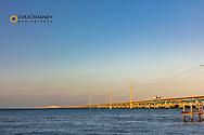 7 Mile Bridge in the Florida Keys in Marathon, Florida, USA