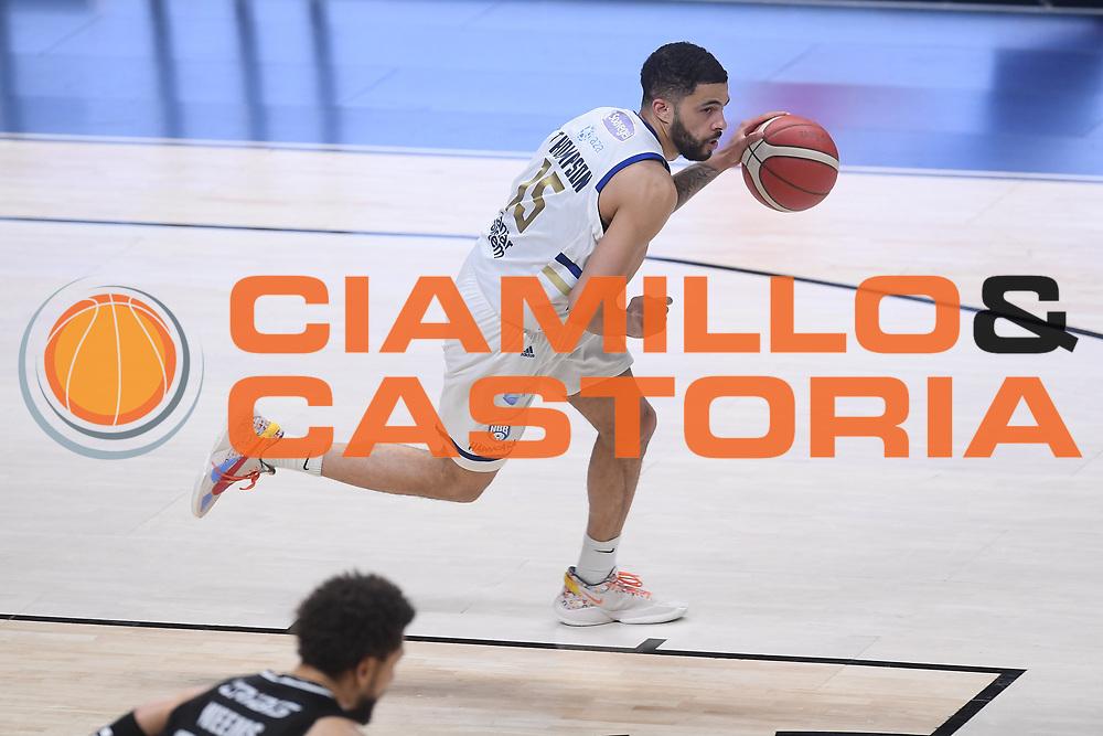 Segafredo Virtus Bologna - Happy Casa Brindisi<br /> Semifinali - Gara 3<br /> Legabasket Serie A UnipolSAI 2020/2021<br /> Bologna, 02/06/2021<br /> Foto GiulioCiamillo / Ciamillo