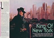 Willie Deville, King of New York