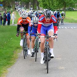 14-05-2016: Wielrennen: Ronde van Overijssel: Rijssen    <br />RIJSSEN (NED) wielrennen<br />Met 64 edities is de ronde van Overijssel een van de oudste wielerkoersen in Nederland. Nedelrands Kampioen Elite zonder contract Marc Schreurs
