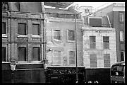Slated for demolition, Bishopsgate near Liverpool St. London. 26 February 2016