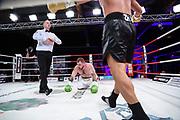 Boxen: Universum Boxpromotion, Boxgala, Hamburg, 21.08.2021<br /> 0013. Zhan Kossobutskiy (KAZ) - Joey Dawejko (USA)<br /> © Torsten Helmke