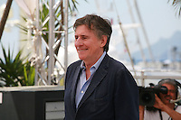 Actor Gabriel Byrne at the Louder Than Bombs film photo call at the 68th Cannes Film Festival Monday May 18th 2015, Cannes, France.