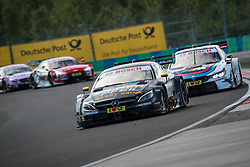 June 17, 2017 - Budapest, Hungary - Motorsports: DTM race Budapest, Saison 2017 - 3. Event Hungaroring, HU, # 63 Maro Engel (GER, HWA AG, Mercedes-AMG C63 DTM) (Credit Image: © Hoch Zwei via ZUMA Wire)