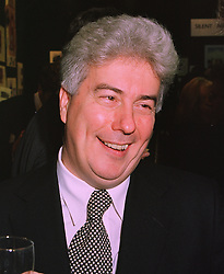 Top selling author KEN FOLLETT, at a reception in London on 5th November 1997.<br /> MCZ 19