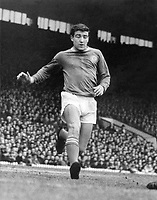 Fotball<br /> England<br /> Foto: Colorsport/Digitalsport<br /> NORWAY ONLY<br /> <br /> Chelsea historikk<br /> TERRY VENABLES - CHELSEA 1962/63. MANCHESTER UNITED V CHELSEA.
