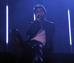 Troye Sivan, The Bloom Tour, Glasgow, Saturday 23rd February 2019<br /> <br /> Pictured: Troye Sivan<br /> <br /> (c) Aimee Todd   Edinburgh Elite media