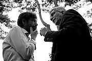 Giuseppe Civati e Nichi Vendola alla Leopolda rossa a Livorno<br />  Livorno 13 luglio 2014 Daniele Stefanini /  OneShot