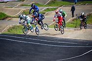 2021 UCI BMXSX World Cup<br /> Round 4 at Bogota (Colombia)<br /> 1/8 Final<br /> ^me#500 REZENDE, Renato (BRA, ME) Penks<br /> ^me#130 PILARD, Arthur (FRA, ME) DN1 Saint-Brieuc, Sunn, Pride, Kenny