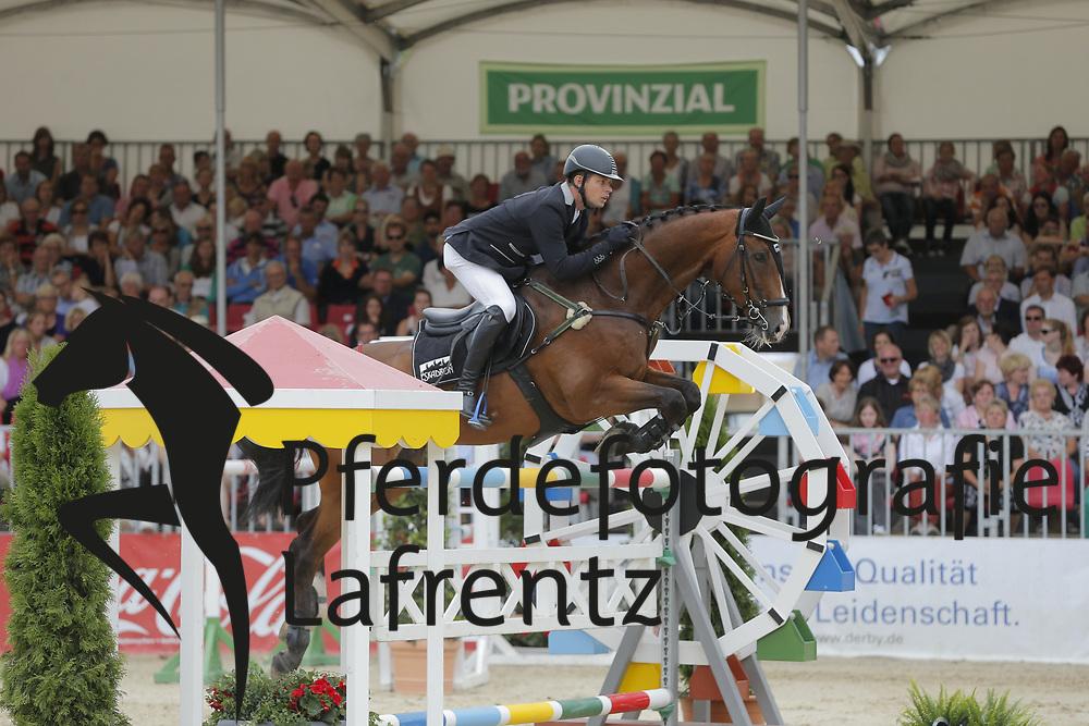 Brinkmann, Markus, Pikeur Lux<br /> Münster - Turnier der Sieger<br /> Grosser Preis<br /> © www.sportfotos-lafrentz.de/ Stefan Lafrentz