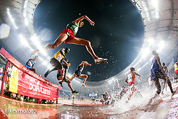2019 IAAF World Athletics Championships held in Doha, Qatar from September 27- October 6<br /> Day 5<br /> Morocco