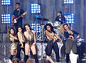 """Fifth Harmony Performs On NBC's """"Today"""""""