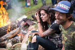 Campfire. Love thy Chopper. CO. 2014<br /> <br /> Limited Edition Print from an edition of 20. Photo ©2014 Michael Lichter.