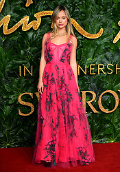 Lady Amelia Windsor attending the Fashion Awards in association with Swarovski held at the Royal Albert Hall, Kensington Gore, London.