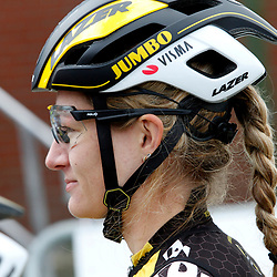14-03-2021: Wielrennen: GP Oetingen: Oetingen: Karlijn Swinkels