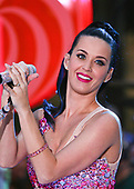 Katy Perry Concert TODAY Show