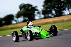 Peter Belsey pictured competing in the 750 Motor Club's Formula Vee Championship. Image captured at Snetterton on July 18, 2020 by 750 Motor Club's photographer Jonathan Elsey