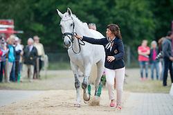 Carlerback Viktoria, (SWE), Volt af Källstorp<br /> CCI 4* Luhmühlen 2015<br /> © Hippo Foto - Jon Stroud<br /> 17/06/15