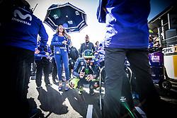 October 28, 2018 - Melbourne, Victoria, AUSTRALIE - VALENTINO ROSSI - ITALIAN - MOVISTAR YAMAHA MotoGP - YAMAHA (Credit Image: © Panoramic via ZUMA Press)