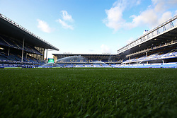 A general view of Goodison Park, home of Everton - Mandatory by-line: Robbie Stephenson/JMP - 29/08/2018 - FOOTBALL - Goodison Park - Liverpool, England - Everton v Rotherham United - Carabao Cup