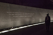 """Darkness cannot drive out darkness, only light can do that"""" Civil Rights Leader: Martin Luther King, Jr. Memorial, Washington DC, United States of America. Out of the mountain of despair, a stone of hope."""