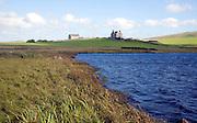 Loch of Tingwall, Mainland, Shetland Islands, Scotland
