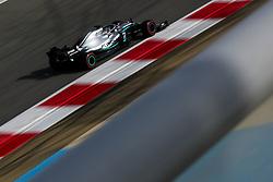 March 30, 2019 - Sakhir, Bahrain - Motorsports: FIA Formula One World Championship 2019, Grand Prix of Bahrain, ..#44 Lewis Hamilton (GBR, Mercedes AMG Petronas Motorsport) (Credit Image: © Hoch Zwei via ZUMA Wire)