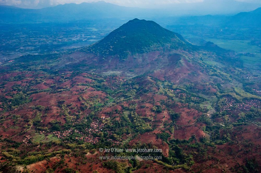 Gunung Haruman, Garut, Jawa Barat, Indonesia