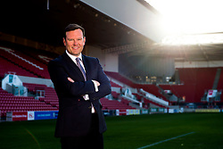 Bristol City appoint Mark Ashton as Chief Operating officer - Mandatory byline: Joe Meredith/JMP - 15/01/2016 - FOOTBALL - Ashton Gate - Bristol, England - Sky Bet Championship