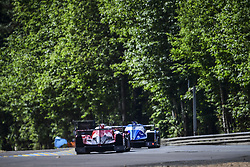 June 4, 2017 - Le Mans, France - 7 TOYOTA GAZOO RACING (JPN) TOYOTA TS050 HYBRID LMP1 MIKE CONWAY (GBR) KAMUI KOBAYASHI (JPN) STEPHANE SARRAZIN  (Credit Image: © Panoramic via ZUMA Press)