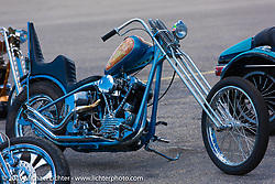 iRide-In bike show Saturday afternoon at the Smokeout. Rockingham, NC. USA. June 20, 2015.  Photography ©2015 Michael Lichter.