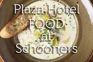 Plaza Hotel - Schooners