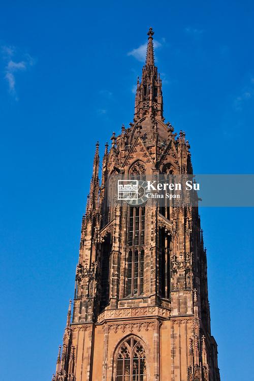 Frankfurt Cathedral, Frankfurt, Germany