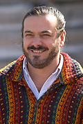 Gustavo Pisano one of the brothers Pisano. Bodega Pisano Winery, Progreso, Uruguay, South America